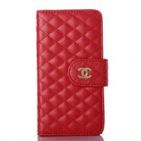 Wholesale Chanel Flip Leather Case Diamond Iphone 6 Case Smart Phone Protection Cover from china suppliers