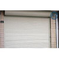 Wholesale Safety Up Overhead Garage Doors , Manual Handling White Color from china suppliers