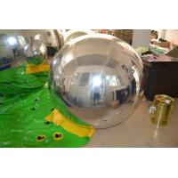 Wholesale Charming Inflatable Mirror Balloons Ornaments For Advertising Outdoor from china suppliers