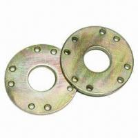 Wholesale Forged Flange, Made of Carbon Steel, Various Sizes are Available from china suppliers