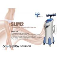Wholesale Cold Lipolysis Body Weight Loss Cryolipolysis Fat Freezing Machine 2 Handpieces from china suppliers