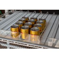 Wholesale Gravity Feed Shelving metal shelving units for shop / store 10-200kg from china suppliers