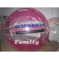 Wholesale PVC or TPU Transparent Huge Human Sphere Inflatable Walk On Water Ball from china suppliers