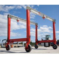 Wholesale 150T Double Beam Gantry Crane with Hook from china suppliers