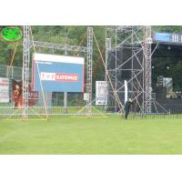 Wholesale High Definition Stadium Hanging Led Display Billboard / Outdoor Smd Led Screen from china suppliers
