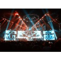 Wholesale SMD3535 P6.25 Rental LED Displays , full color led signs outdoor For Stage from china suppliers