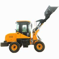 Wholesale 1.0T front end loader with pallet fork from china suppliers