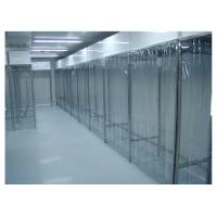 Wholesale Stainless Steel Class 100 Pharmacy Clean Room With PVC Plastic Curtain Wall from china suppliers