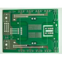 Wholesale 1.6mm 2oz Copper FR4 Single Sided PCB With Lead Free HASL Surface Finish from china suppliers