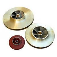 Wholesale Aluminum bronze impeller for water pump ASTM , GB , DIN , EN bronze impeller from china suppliers
