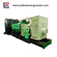 Wholesale 16 Cylinders 2000kVA  Diesel Powered Generator Set with 3 Phase Self Starting Diesel Engine from china suppliers