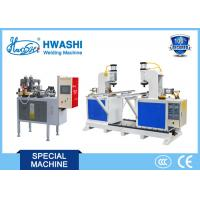 Wholesale Dual Head T Wire Frame/ Fence Automatic Butt Welding Machine T Shape Rod Butt Welder from china suppliers