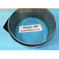 China Alkalis Resistance Corrosion Resistant Alloys , UNS N04400 Copper Nickel Alloy on sale