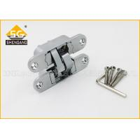 Wholesale Furniture Hardware 3D Concealed Invisible Door Hinges For Internal Wood Door from china suppliers