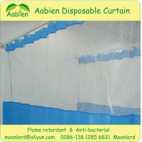 Wholesale Cubicle hospital medical curtain with antibacterial from china suppliers
