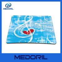 Wholesale Customized good quality gaming mouse pad printing logo rubber mouse pad from china suppliers