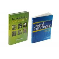 Wholesale Commercial A4 Landscape Book Printing , PDF Book Printing And Binding Services from china suppliers