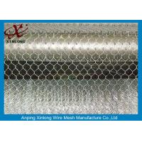 Wholesale Hot Dipped Galvanized Hexagonal Wire Mesh With Iso90000 / 2008 Certificate from china suppliers
