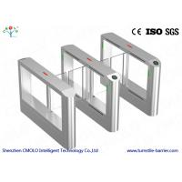 Wholesale Automatic High Speed Gate Turnstile / Controlled Access Turnstiles from china suppliers