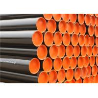Wholesale API 5L ERW Black Steel Pipe For Mechanical Structure Parts With 3-15mm Wall Thickness from china suppliers