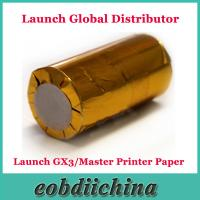 Buy cheap Top-rated 100% Original Printing Paper For Launch X431 GX3/Master 4pcs/Lot from wholesalers