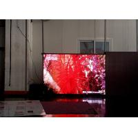 Quality RGB Led Outdoor Advertising Screens , Led Digital Display Board For Commercial Showing for sale