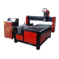 Wholesale With Underneath #300mm Rotary Axis &T slot Working Table CNC Engraving Machine from china suppliers