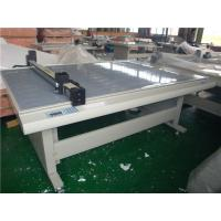 Wholesale Thin PVC Flatbed Digital Cutting Machine / Cardboard Cutting Machine Pen Drawing from china suppliers
