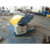 Wholesale Small Automatic Welding Positioner For Pipe Welding / 1200mm Table Diameter from china suppliers