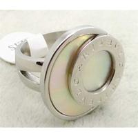 Wholesale stainless steel ring with shell LRX27 from china suppliers