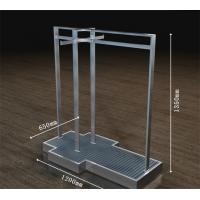 Wholesale Concise Display Rack for Garment Store from china suppliers