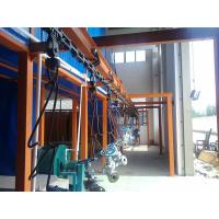 Wholesale Continuous Painting Powder Coating Conveyor line for metal workpiece from china suppliers