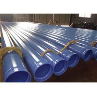 Wholesale ASTM A795/ASTM A500 Carbon Steel Pipe With Groove Ends For Fire System Or Protection from china suppliers