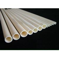 Wholesale High Thermal Conductivity Al2O3 Alumina Ceramic Tube for Automobile Industry from china suppliers