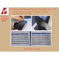 Wholesale gym floor covering pvc coated tarp tarpaulin from china suppliers