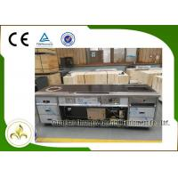 Wholesale Eletromagnetic Teppanyaki Grill Table Multi Functional Rectangle Soup Stove Barbecue from china suppliers