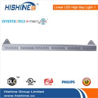 Wholesale Intelligent LED Lighting Systems 200W 250W Led Linear High Bay Fixture With Microwave Sensor + Dimming Founction from china suppliers