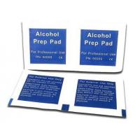 Wholesale Medical Disinfecting Inection 70% isopropyl Alcohol Prep Pad from china suppliers