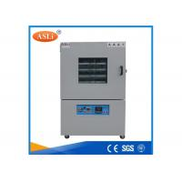 Wholesale Micro PID Control High Temperature Vacuum Oven For Heating Treatment Of Metal Materials from china suppliers