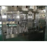 China Beer / Tea Beverage Filling Machines And Equipment , Liquid Packing Machine on sale