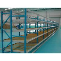 Wholesale Durable customized Carton flow rack , aluminum alloy roller storage racking system from china suppliers