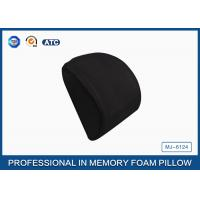 Wholesale Massage Memory Foam Chair Pillow Waist Cushion Prevent Lumbar Pain with Adjustable Strap from china suppliers