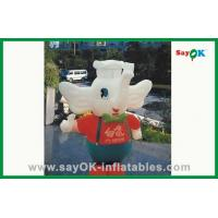 Wholesale Custom Cute Elephant Inflatable Cartoon Characters For Holiday Decorations from china suppliers