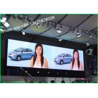 Wholesale Hd P5 Indoor Rgb Led Screen Stage Backdrop / Full Color Led Display Video from china suppliers