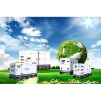 Wholesale VOLVO Diesel Power Generators For Home , Low Noise Electric Generator Set from china suppliers