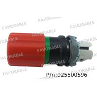 Buy cheap Switch , Abb Cbk - Pmt3r Mushroom Actuator 30mm For Gt5250 Cutter Parts 925500596 from wholesalers