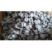 Wholesale plastic adjustbale clip-eyelet nozzle in grey color from china suppliers