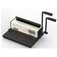 Wholesale 15 Sheets TD-1500B10 Wire Binding Machines With 10 Free Blades Heavy Duty Binder from china suppliers