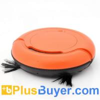 Wholesale Robot Vacuum Cleaner with 3 Sensors, 4 Cleaning Routes, Charging Dock from china suppliers