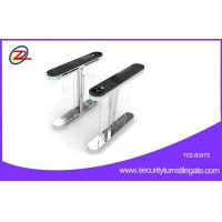 Wholesale Magnetic Subway Swing Barrier Gate , Rfid System Entrance Turnstile Security Gates from china suppliers